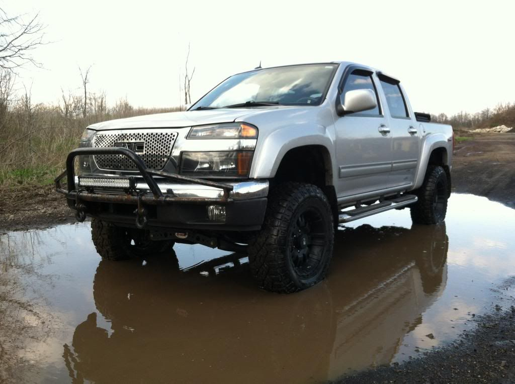 gmc canyon mod truck mods pinterest gmc canyon chevrolet colorado 2005 and truck mods. Black Bedroom Furniture Sets. Home Design Ideas