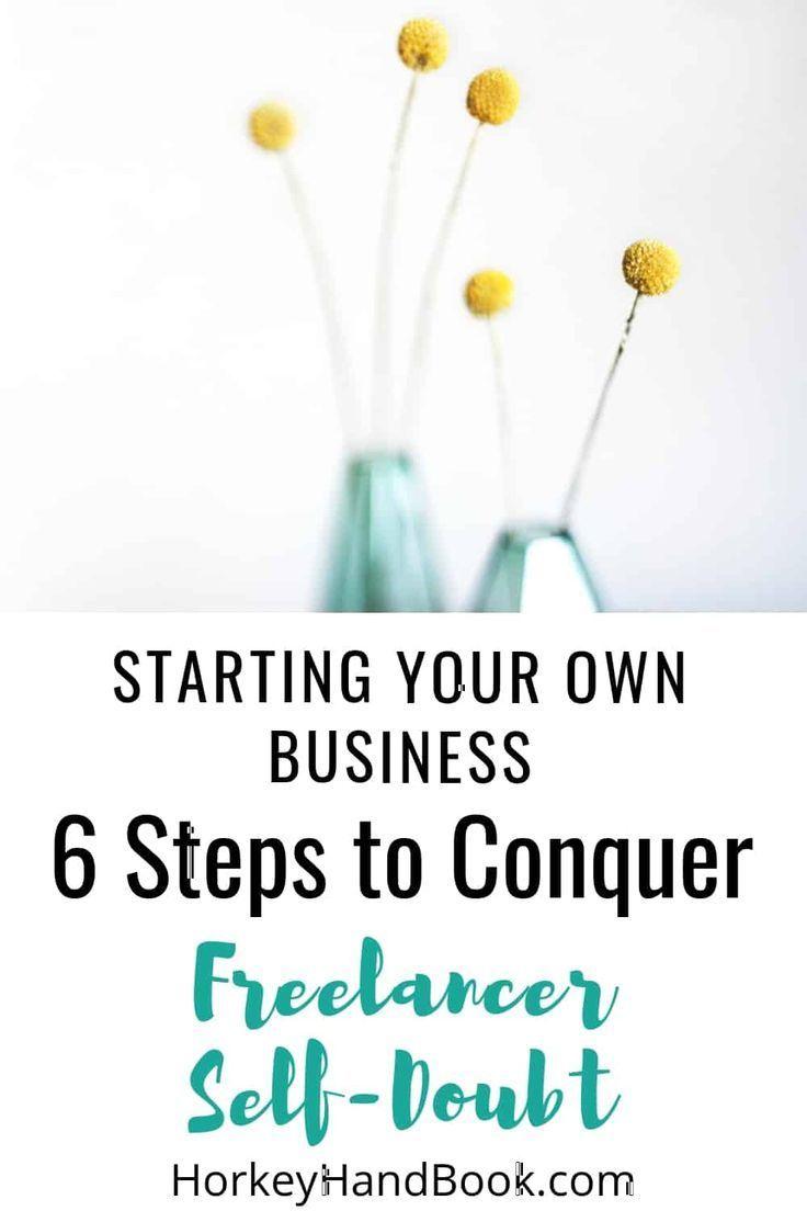 Feeling the freelancer selfdoubt taking over? Here's how