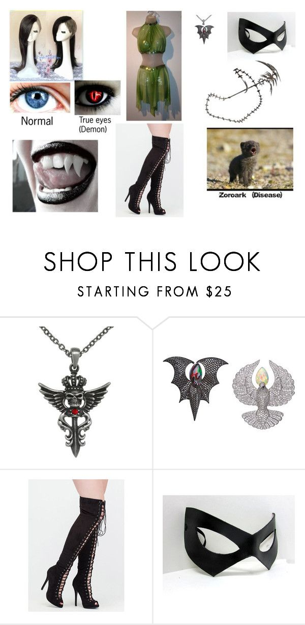 """Siucid Squad Oc (Read description)"" by haruhikurosaki-demon ❤ liked on Polyvore featuring Carolina Glamour Collection and Marvel"