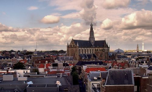 Haarlem - Sint Bavo