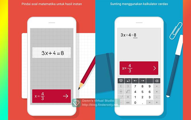Photomath Aplikasi Penjawab Soal Matematika Kalkulus Matematika Kalkulator