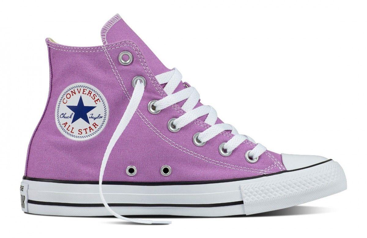 converse chuck taylor all star purple 35