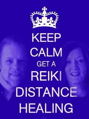 Reiki Distance Healing Using Crystals