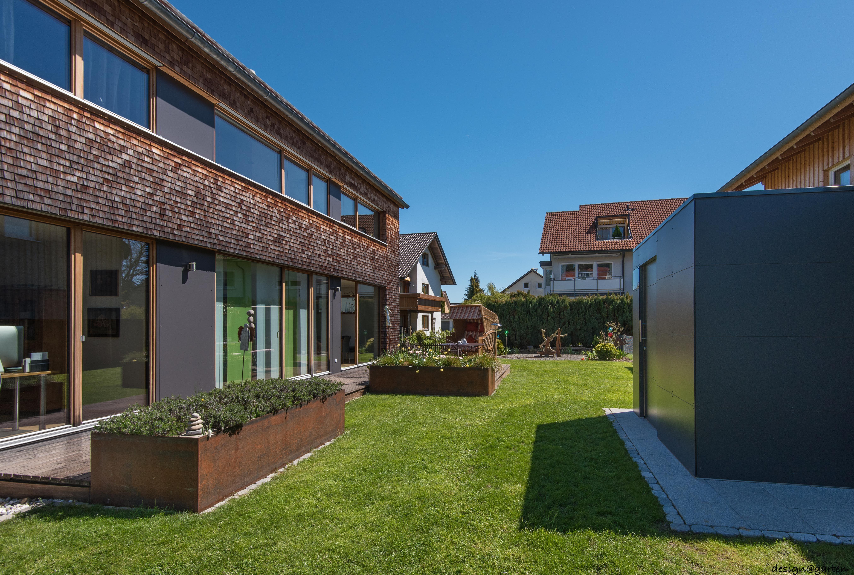 designer gartenhaus @_gart in wangen by design@garten - augsburg