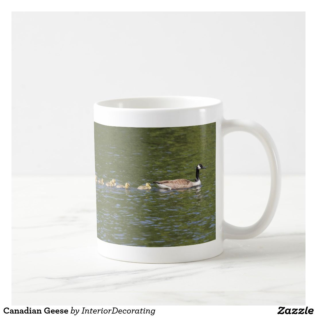 Canadian Geese Coffee Mug | Zazzle.com | Mugs, Pretty mugs ...