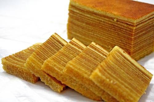 Resep Cara Membuat Kue Lapis Legit Kukus Pontianak Kue
