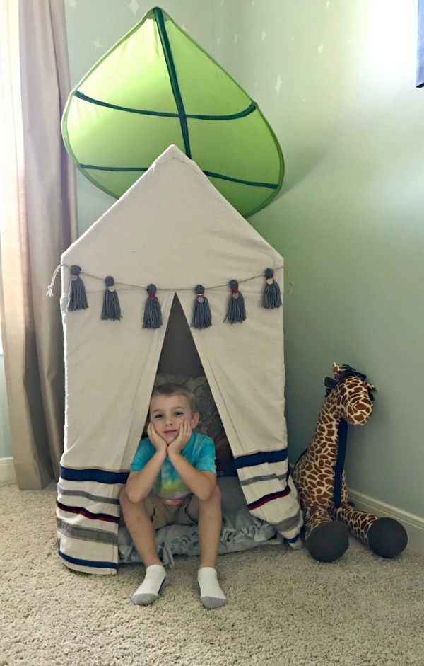 Plans To Build This Easy PVC Pipe Tent With Drop Cloth Cover. PVC Pipe Play House Tent Build For Kids. #PVCTent #PVC #KidsTent Sc 1 St Pinterest  sc 1 st  happyfamilyinstitute.com & Pvc Pipe Tent For Kids u0026 Plans To Build This Easy PVC Pipe Tent With ...