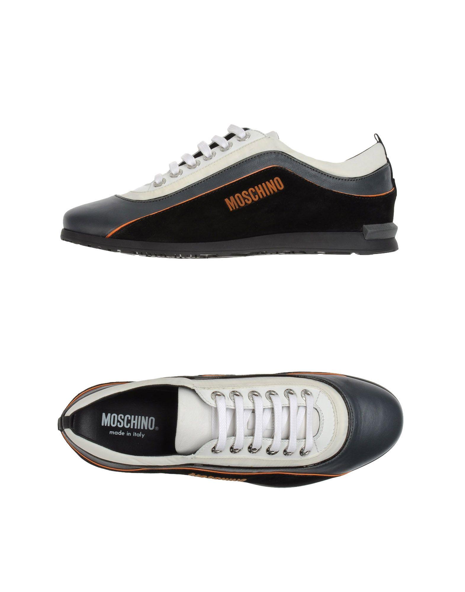 Moschino Men - Footwear - Sneakers