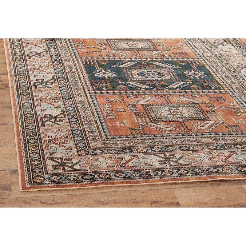 Allmodern Ovid Oriental Tangerine Rust Area Rug Reviews Wayfair In 2021 Area Rugs Rugs Ovid Viscose rugs made in belgium