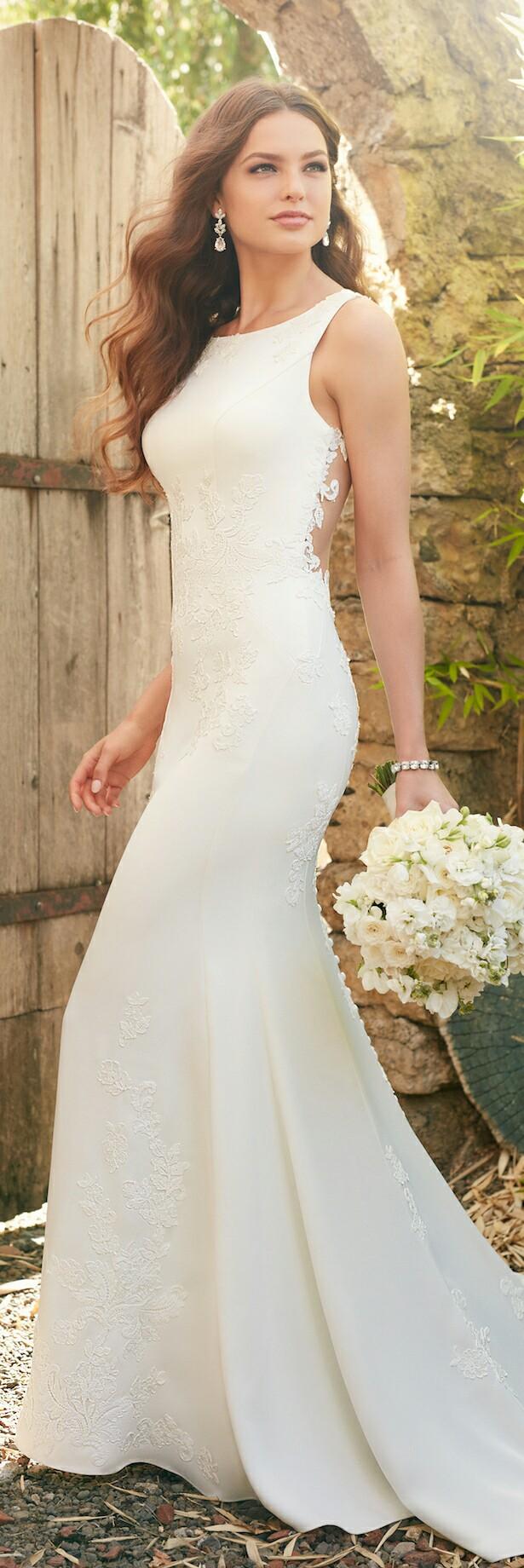 ESSENCE OF AUSTRALIA BRIDAL GOWN #D2269 | Women | Pinterest | Bridal ...