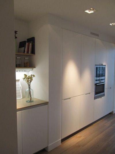 Proyectos de Cocinas con Muebles Santos   Santos, Cocinas y La ...