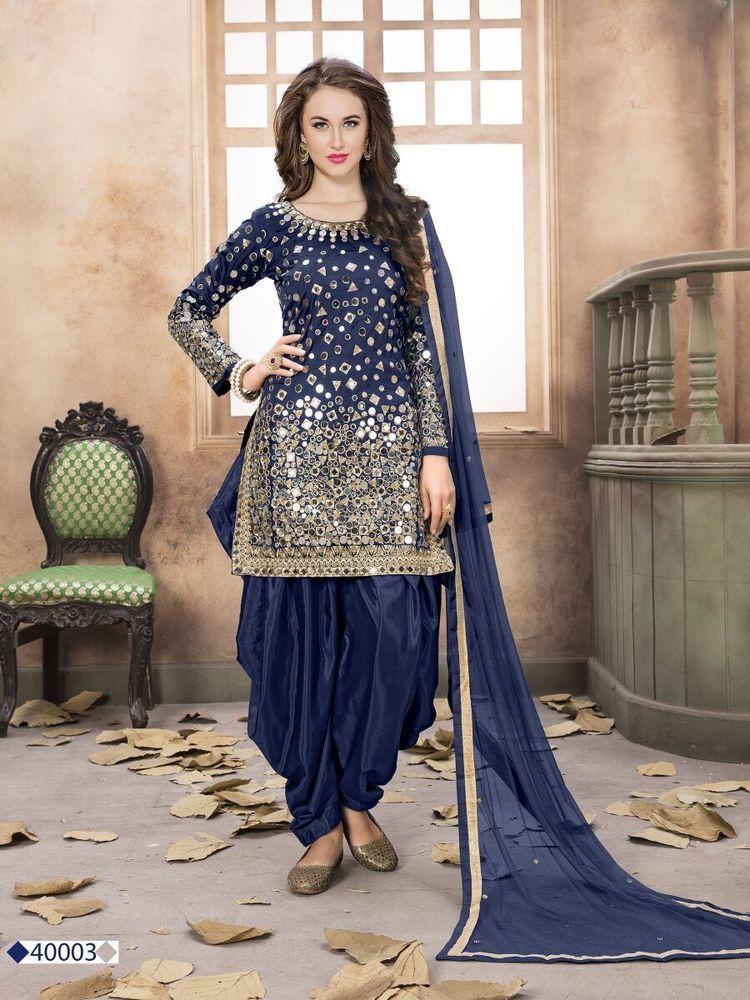 Other Indian Pakistani Bollywood Designer Salwar Kameez Shalwar Suit Punjabi Patiyala Clothing, Shoes, Accessories