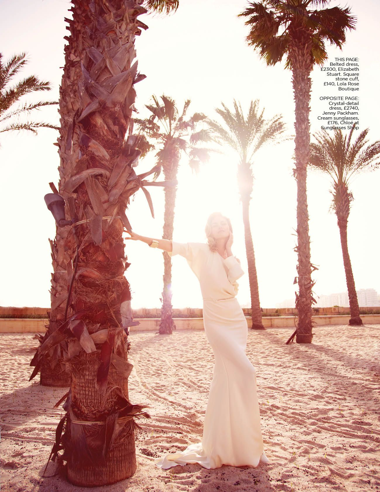 Elizabeth Stuart \'Aurora\' Dress- You and Your Wedding July/August ...