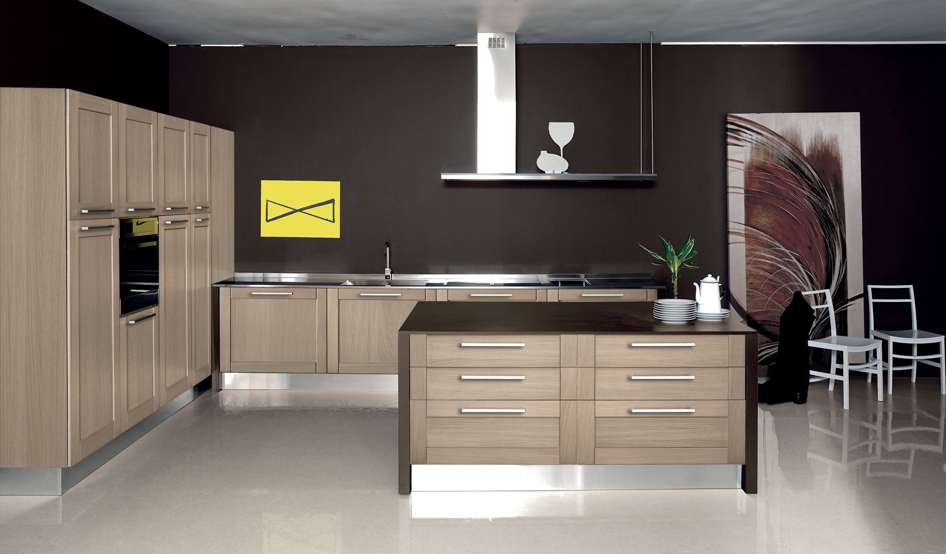 The Licia Collection Aran Italian Kitchens Classic Kitchen Design Italian Kitchen Cabinets Kitchen Design Decor