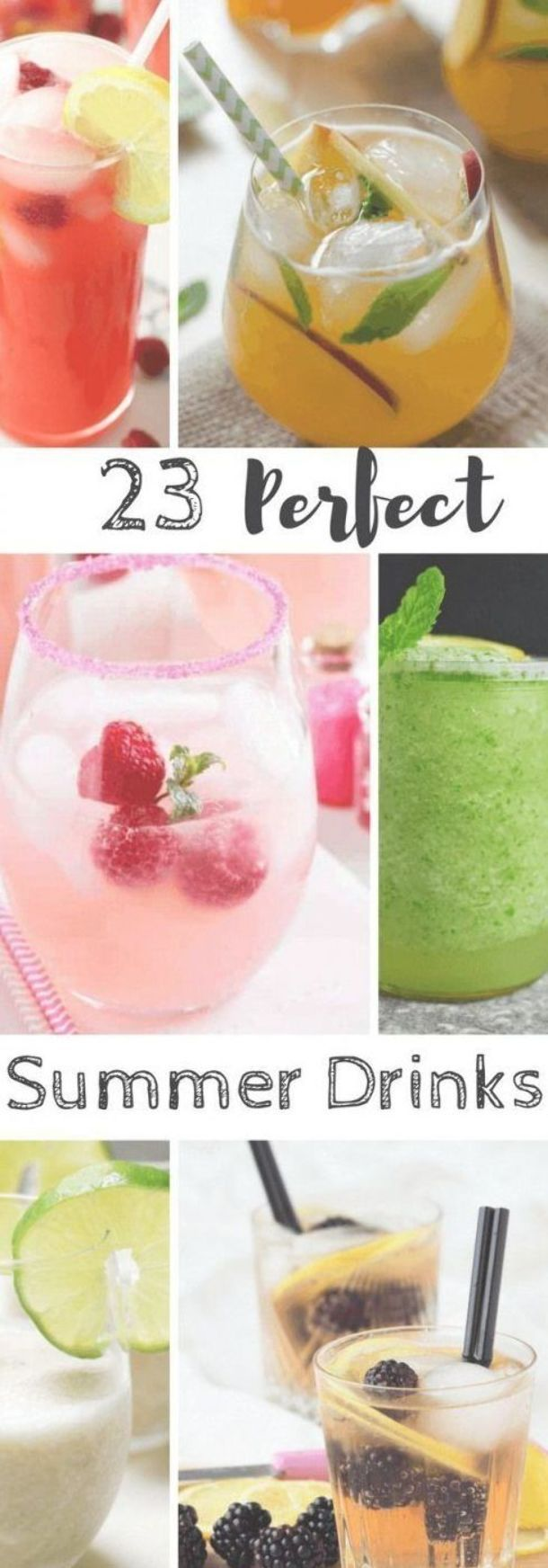 Summer drinks non-alcoholic #nonalcoholicdrinks #drinks #drinks #nonalcoholic #n…