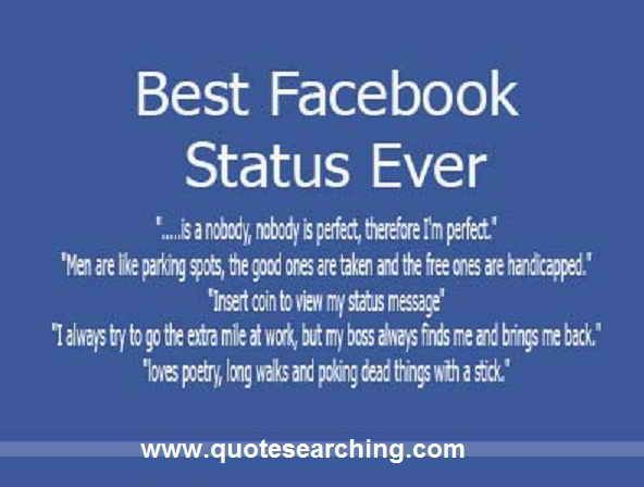 Pictures For Facebook For Boys With Quotes Cool Fb Quotes Quotesgram Fb Quote Funny Dating Profiles Facebook Cover Photos Quotes