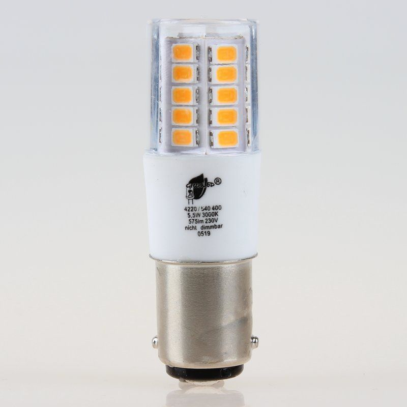 B15d Led Leuchtmittel Lampe 5 5w 3000k 575lm Warmweiß 12 95 Leuchtmittel Led Leuchtmittel Led