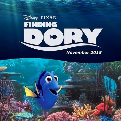 Finding DORY (Finding NEMO sequel) Hits theaters in 2015