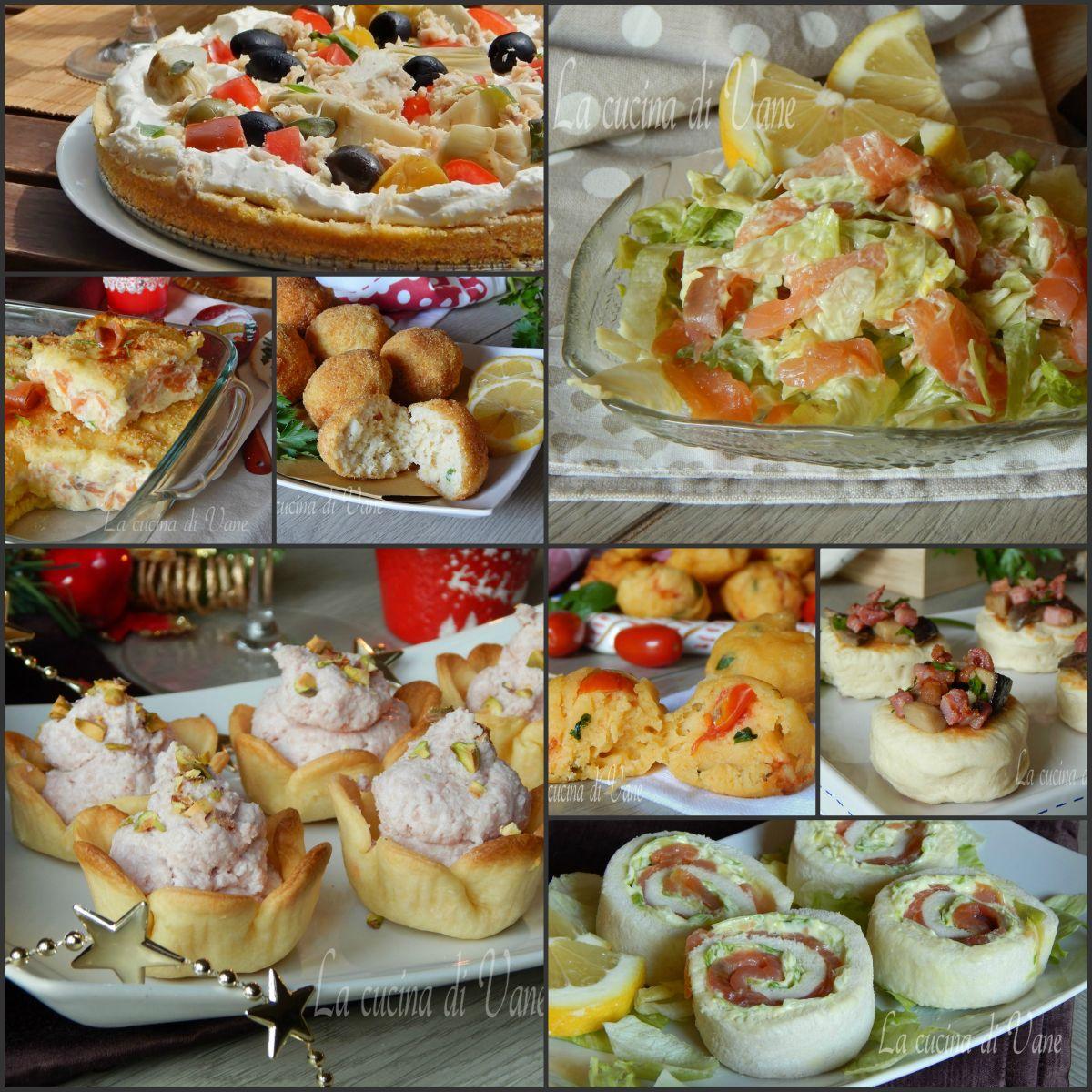 Antipasto Di Natale Leggero.Antipasti E Stuzzichini Per Le Feste Di Natale Ricette Antipasti Di Natale Ricette Di Cucina