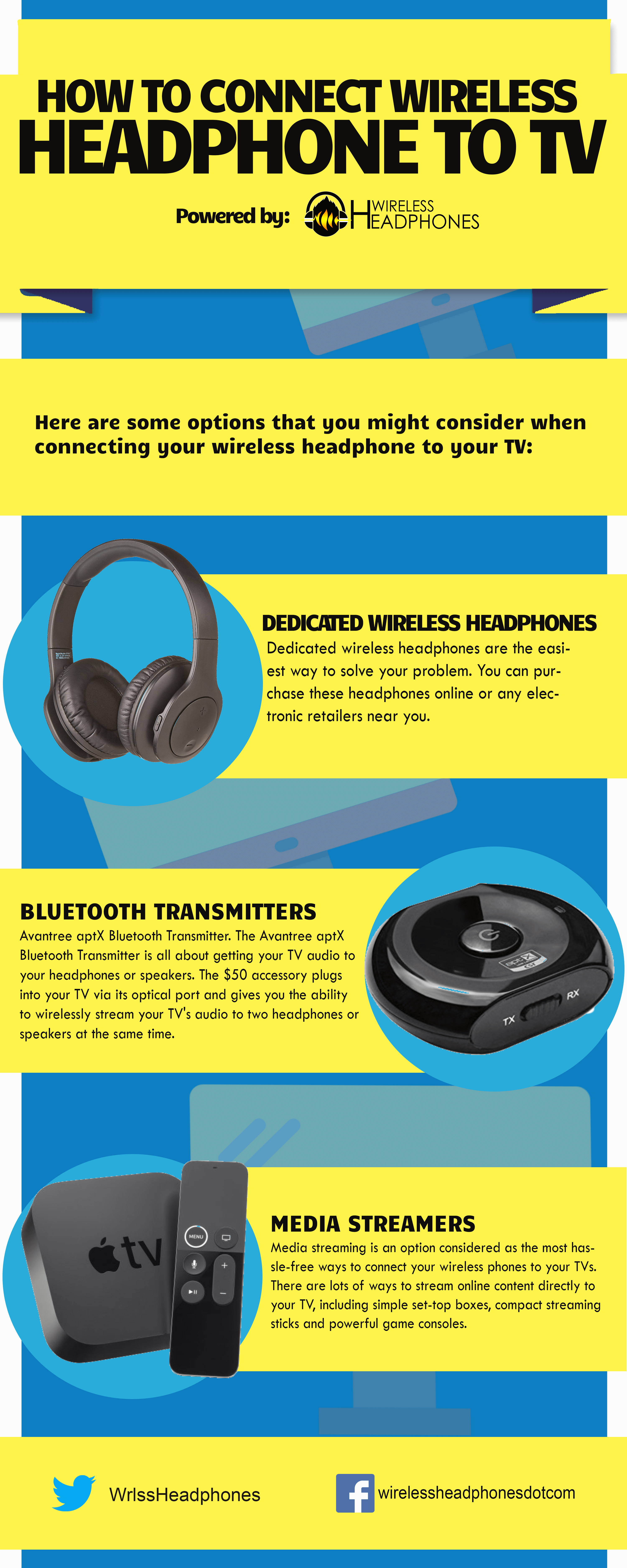 How To Connect Wireless Headphone To Tv Wireless Headphones Headphone Wireless