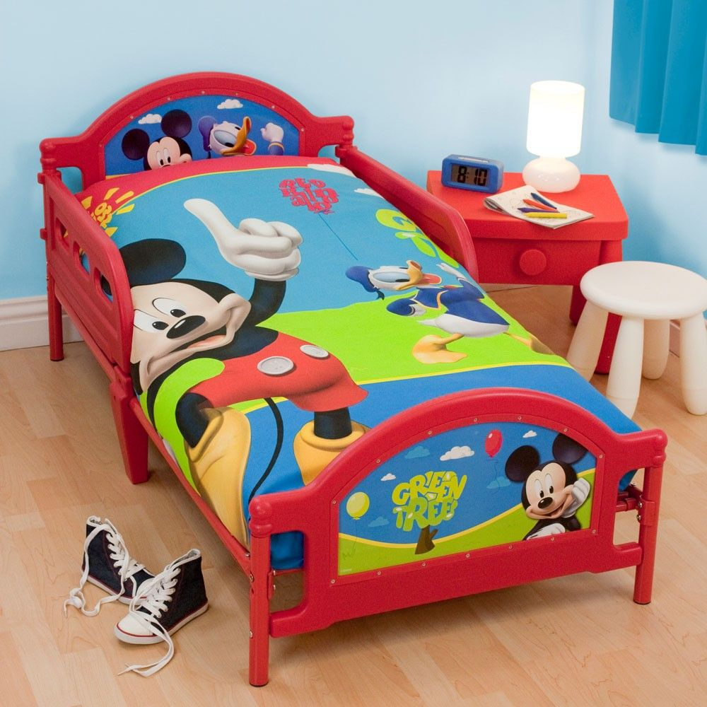 Mickey mouse beds bing images muebles pinterest - Muebles de mickey mouse ...
