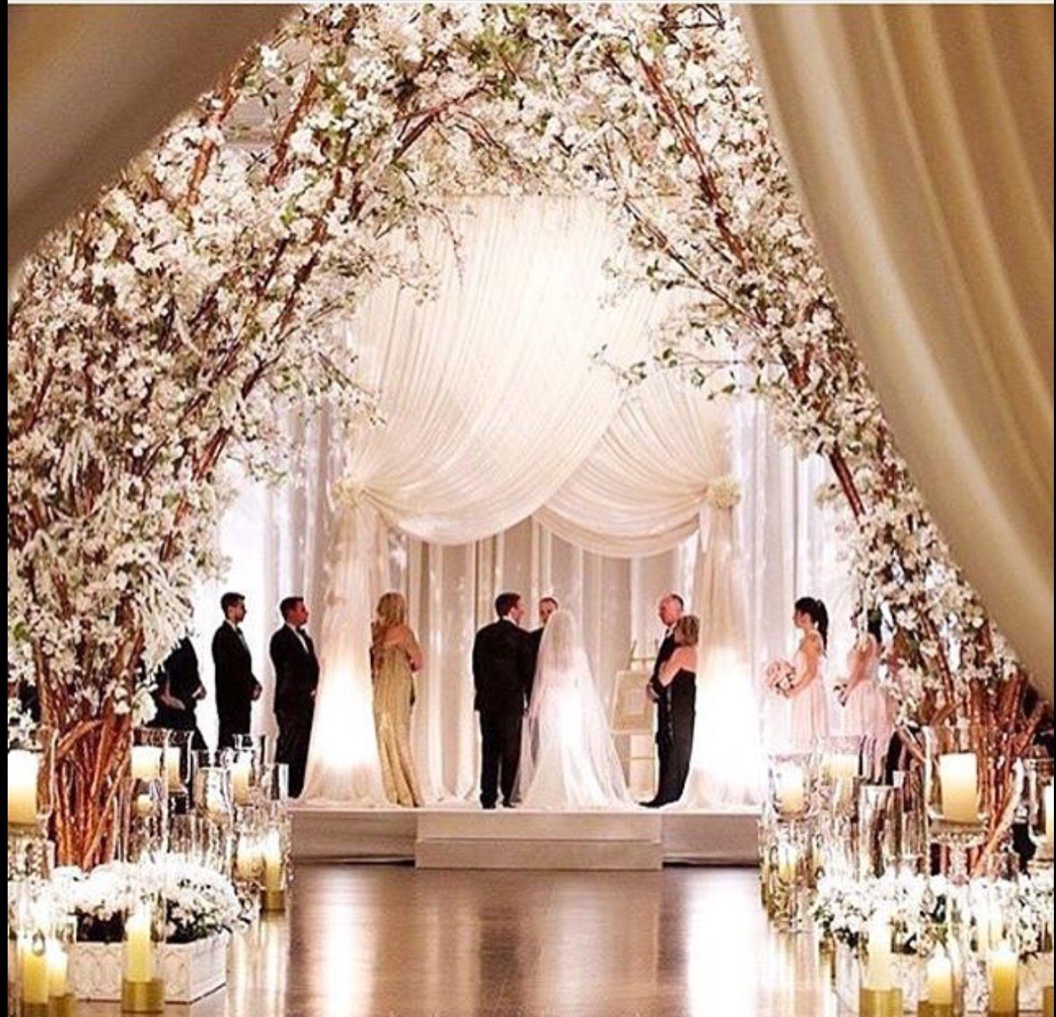 Stylish Wedding Ceremony Decor: Pin By Brides By Liza On Wedding Designs Tables Etc