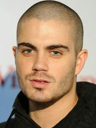 The Wanteds Max George Strips Down To His Pants To Model