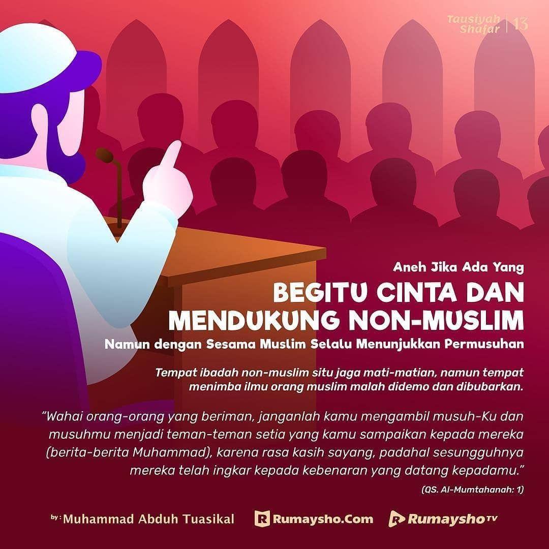 """Indonesia Bertauhid [Asli] 🔵 di Instagram """"Nabi"""