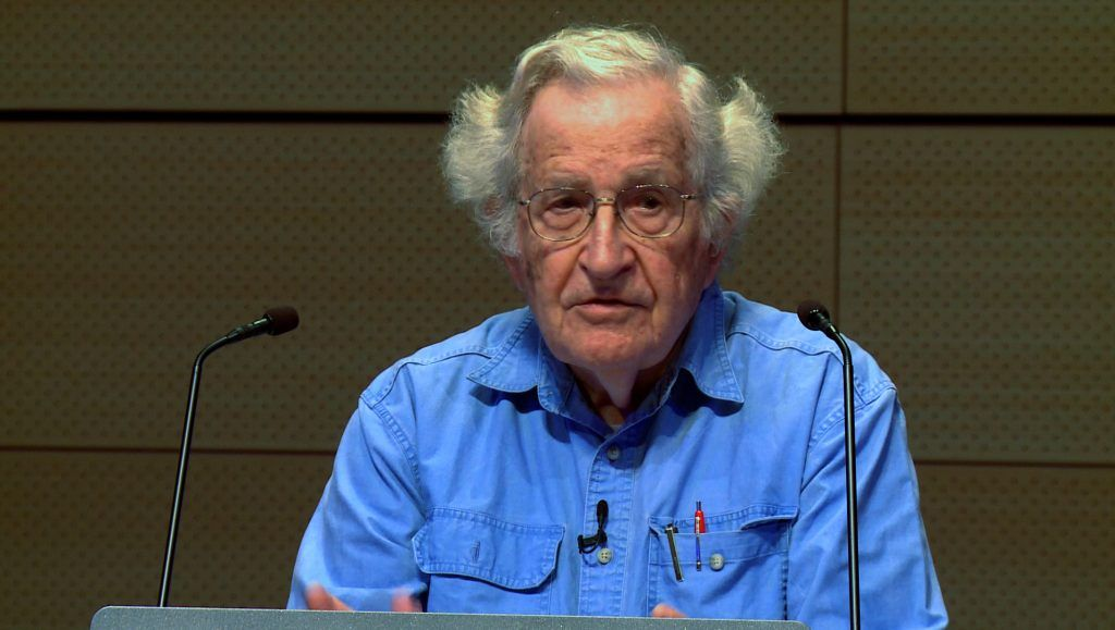 Noam Chomsky is a controversial figure. I knew him from his groundbreaking books on linguistics when I was in University. Now he is one of the few people who openly talk about what is really happening in our societies. #power #zeropointenergy #disclosure #secrecy #thepowerofrelationship https://plus.google.com/+AdelheidHornlein/posts/grawXuv2RR6