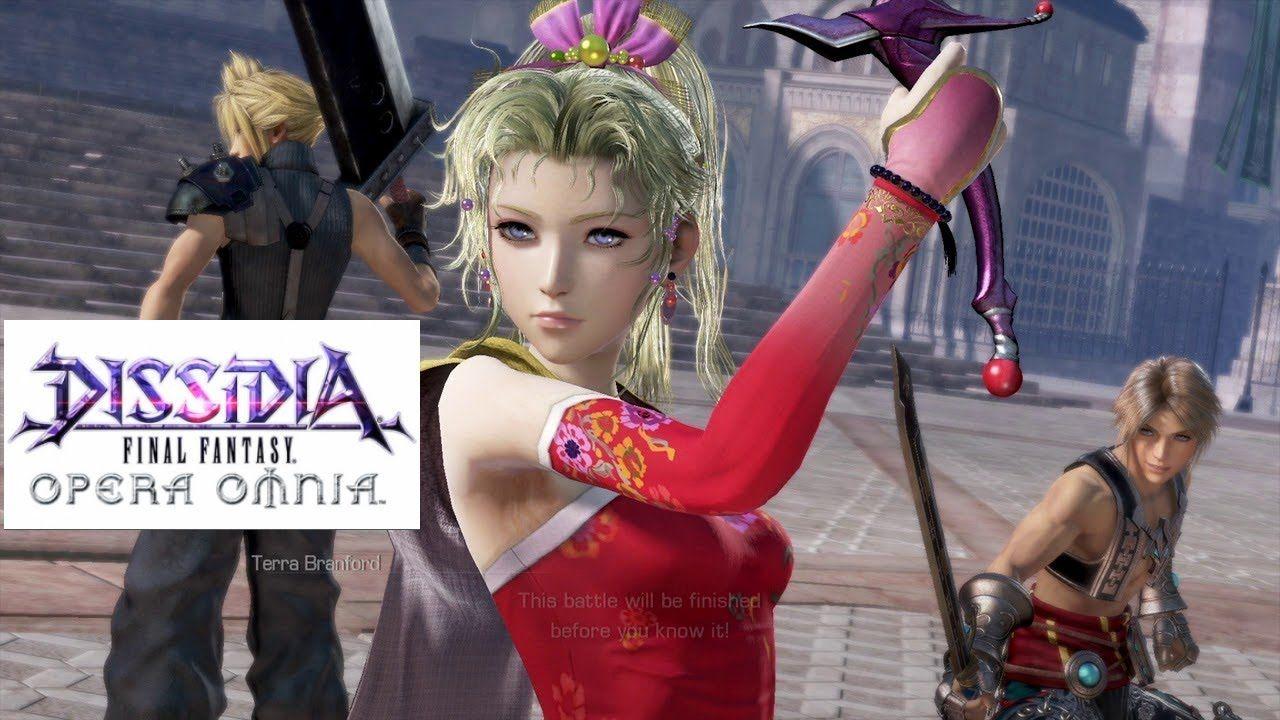 Dissidia Final Fantasy Opera Omnia Gameplay Walkthrough