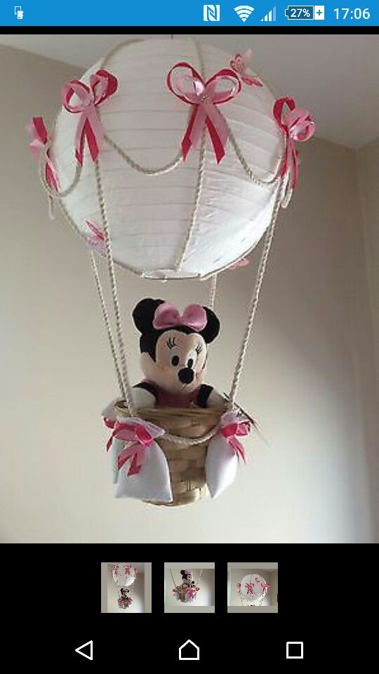 Minnie Mouse Lamp Shade Lovely Idea Minnie Mouse Nursery