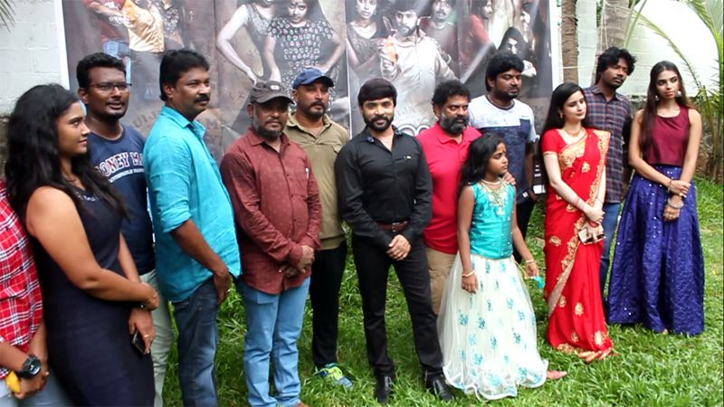 Bigg Boss Fame Snehan Speech At Oouija Movie Shooting Press Meet