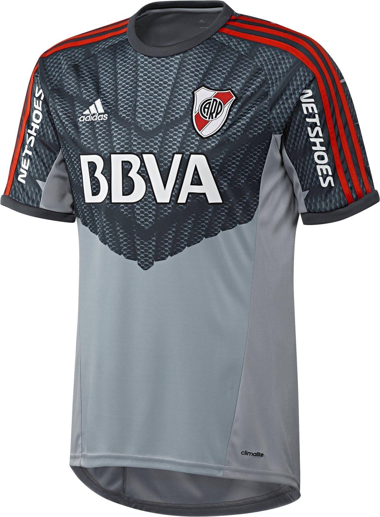 Camisa portero River  2710693cb65