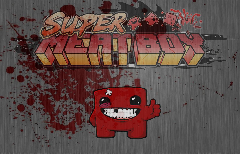 Review Super Meat Boy Pc Geeks Under Grace Super Boys Geek Stuff