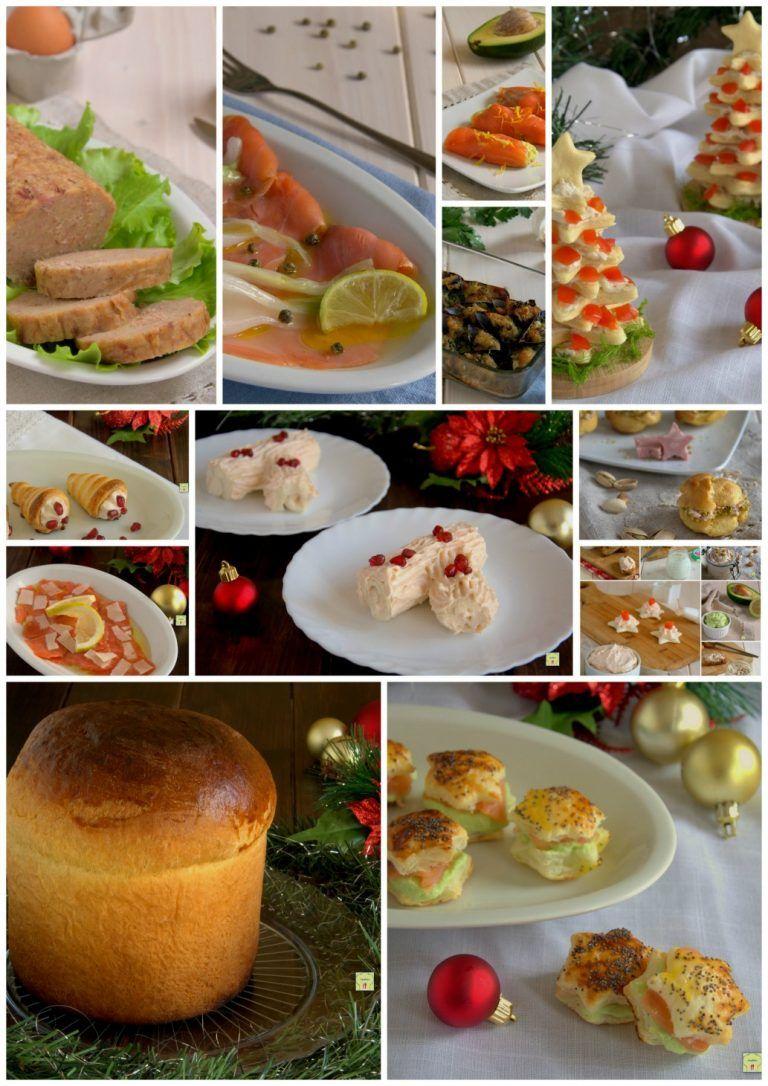 Antipasti Delle Feste Di Natale.Antipasti Delle Feste Di Natale Ricette Di Natale Facili E Gustose Ricette Idee Alimentari E Mangia E Bevi