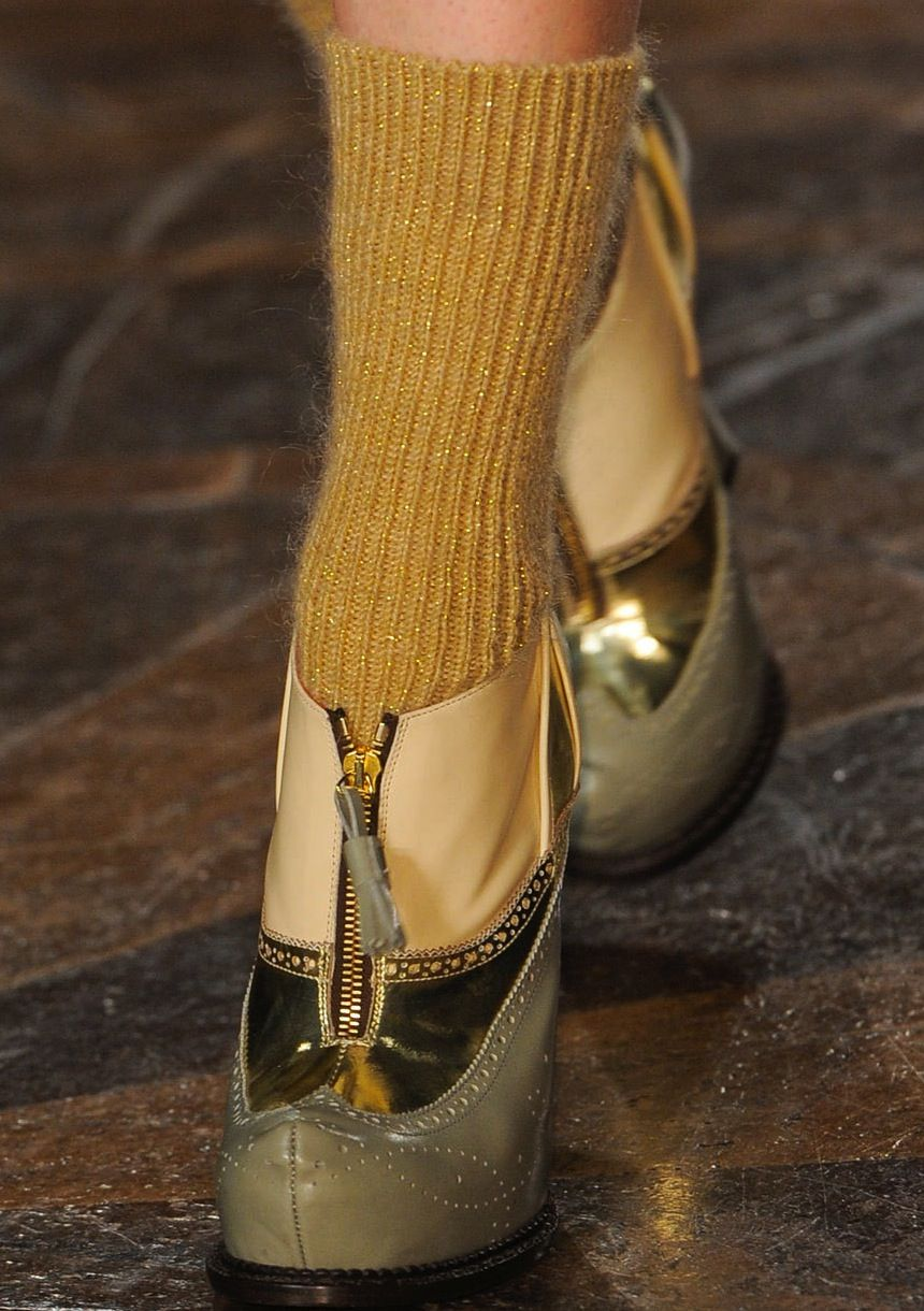 Trend - antonio marras fall 2013 - it's all about socks - monstylepin