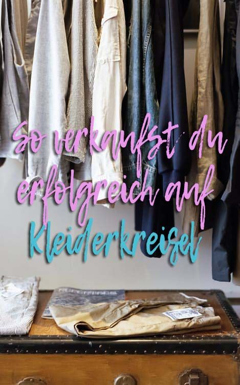 Kleidung online verkaufen tipps