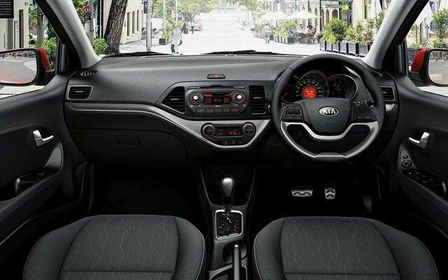 Kia Picanto Facelift 2016 interior design | New Generation KIA ...