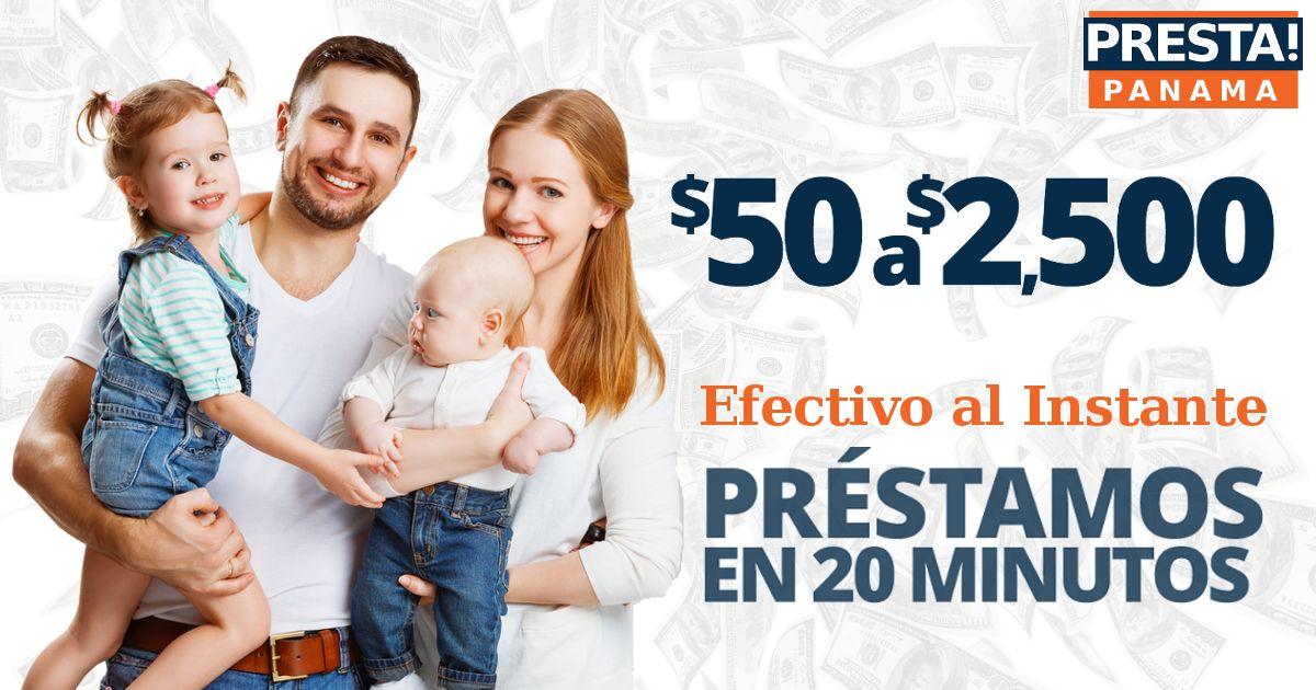 Presta Panamá ofrece dinero para todo lo que necesitas. llama al: 833-9967. Aplica Ya!