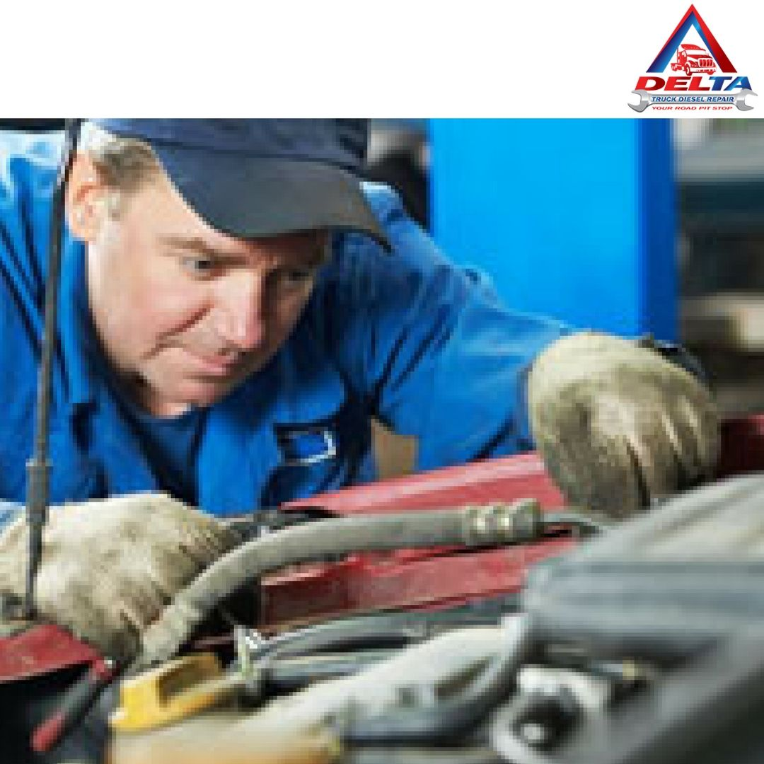 Delta diesel repairs fast reliable high quality