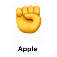 Raised Fist Emoji Raised Fist Emoji Emoji Design