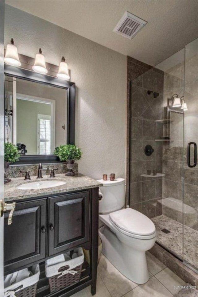 Fashionable Design Ideas Bathroom Makeover 2 99 Small Master Master Bathroom Makeover Half Bathroom Remodel