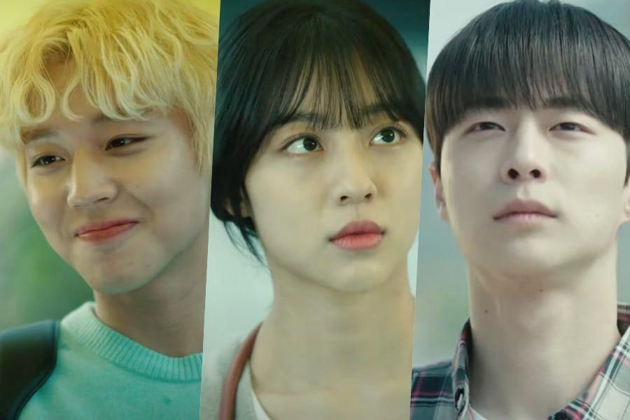 """Watch: Park Ji Hoon, Kang Min Ah, And Bae In Hyuk Get The Courage To Take Action In """"At A Distance Spring Is Green"""""""