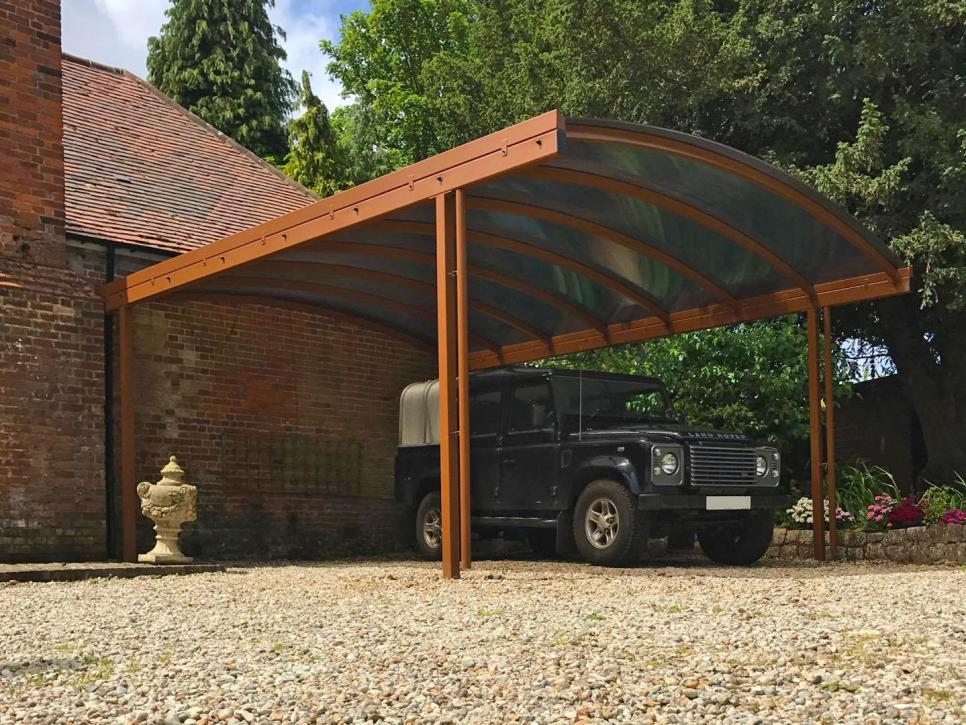 12 Carports That Are Actually Attractive DIY (With