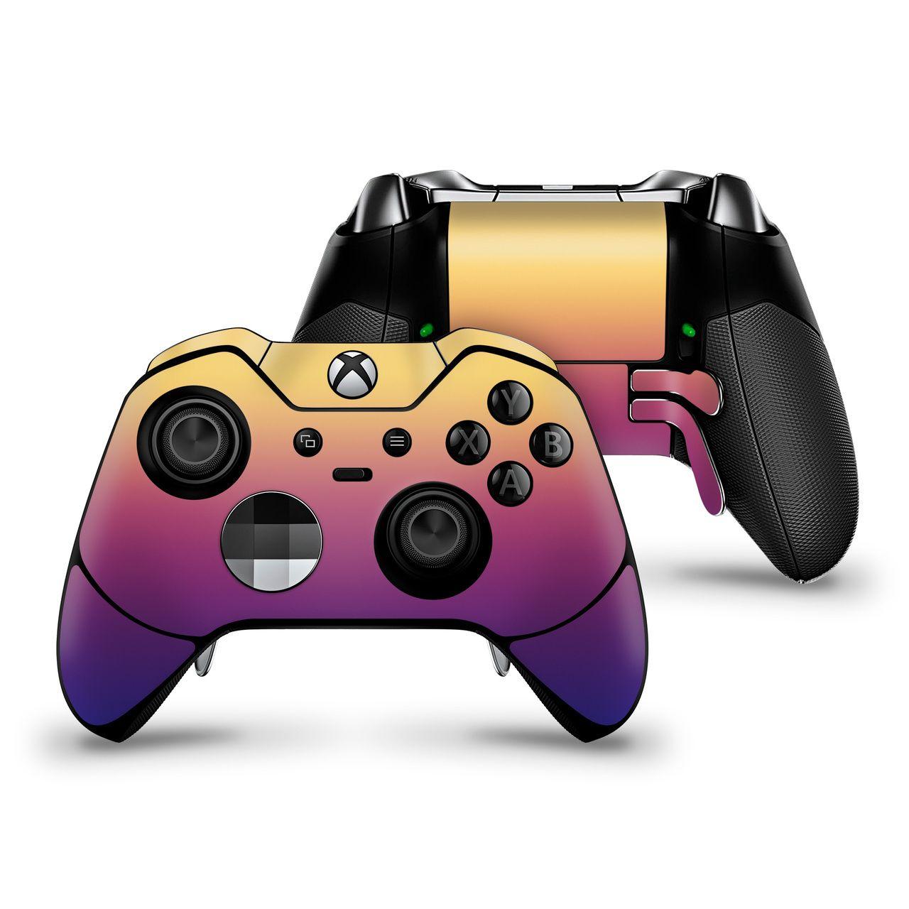 Fade Xbox One Elite Controller Skin | vlad | Xbox one, Xbox