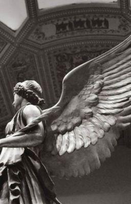 Wings Of Salvation Sculpture Art Statue Aesthetic Art