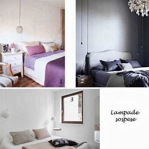 Scegli La Lampada Per Il Comodino Bedroom Arredfacile Pinterest