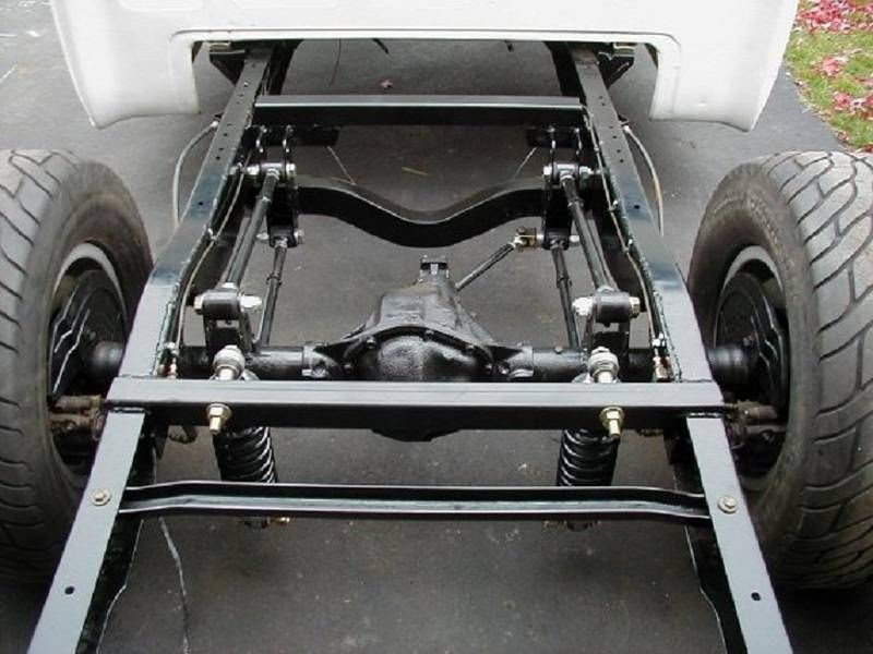 Low budget rear suspension builds.. - The 1947 - Present Chevrolet ...