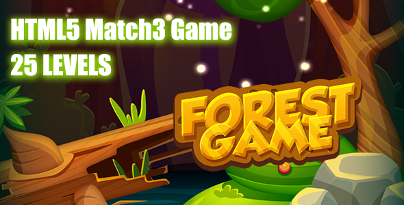 The Forest Html5 Game 25 Levels Forest Games Free Games Games