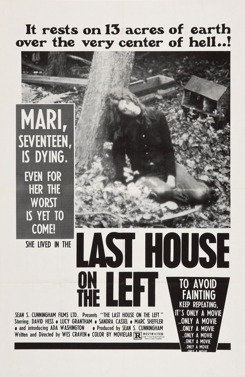 Wes Craven's 'The Last House on The Left' Remains a Highly